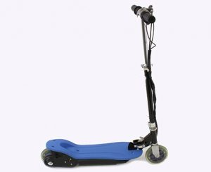 120w Electric Scooter Blue