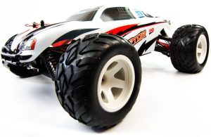 ACME Raptor 1/10 Scale RC Brushless 4WD Truggy Left Front