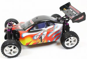 Himoto Racing RC Electric 4WD Buggy 3101 Night Flame