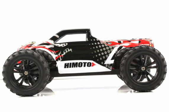 Himoto_Racing_Bowie_RC_Brushless_Truck_Left