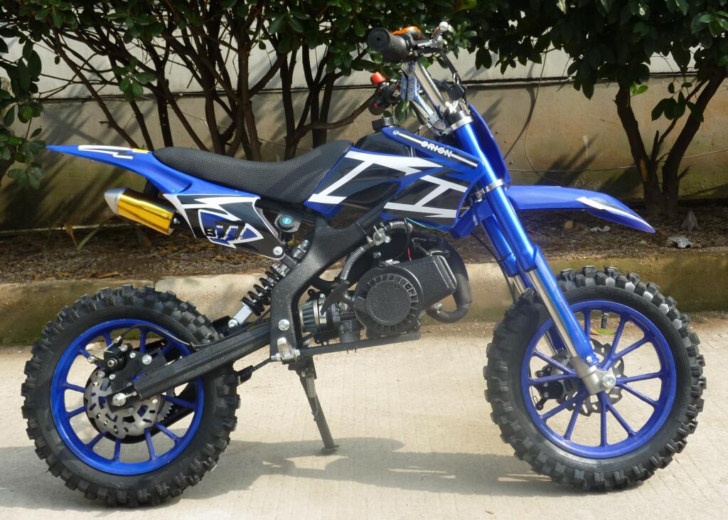50cc Mini Dirt Bike Orion Kxd01 Pro Upgraded Version Now
