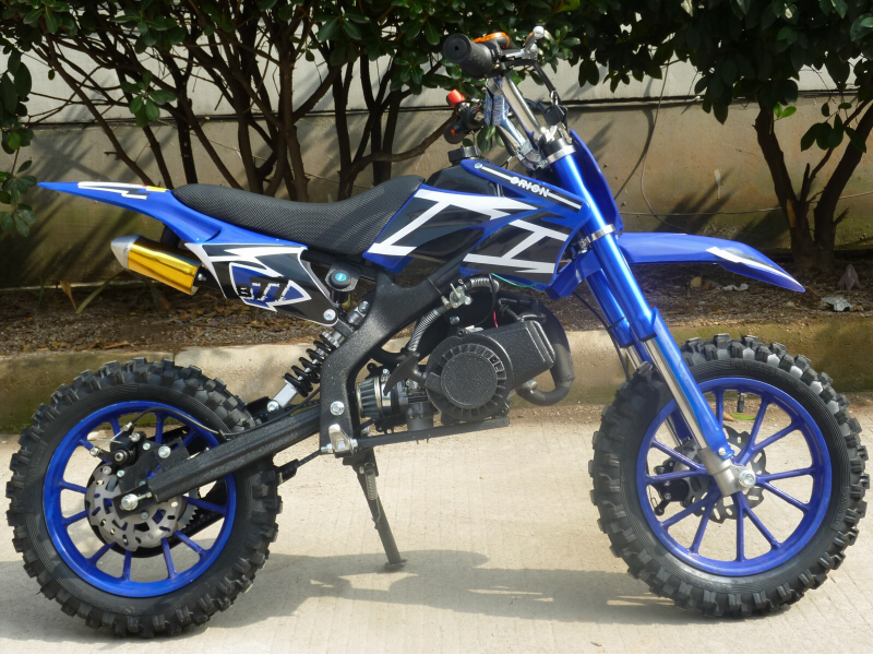 50cc Mini Dirt Bike Orion KXD01 PRO Upgraded Version - Free delivery - New  stock has arrived
