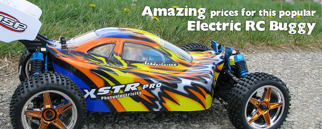 HSP XSTR Electric RC Buggy