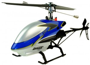 RC Single Rotor Helicopters