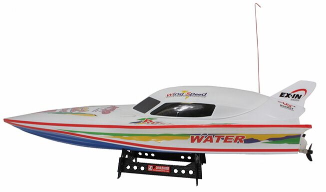 Double_Horse_RC_Racing_Speed_Boat_EP7000_Left