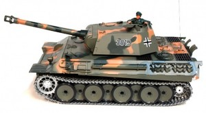 RC Tank Spares