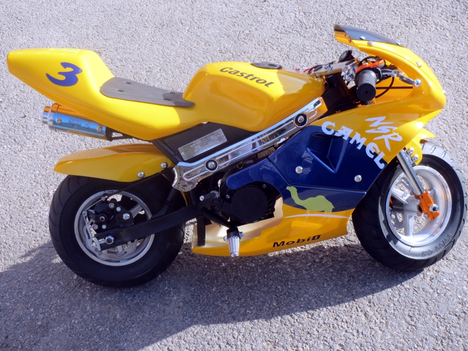 mini moto 50cc mini racing motorbike upgraded pro. Black Bedroom Furniture Sets. Home Design Ideas