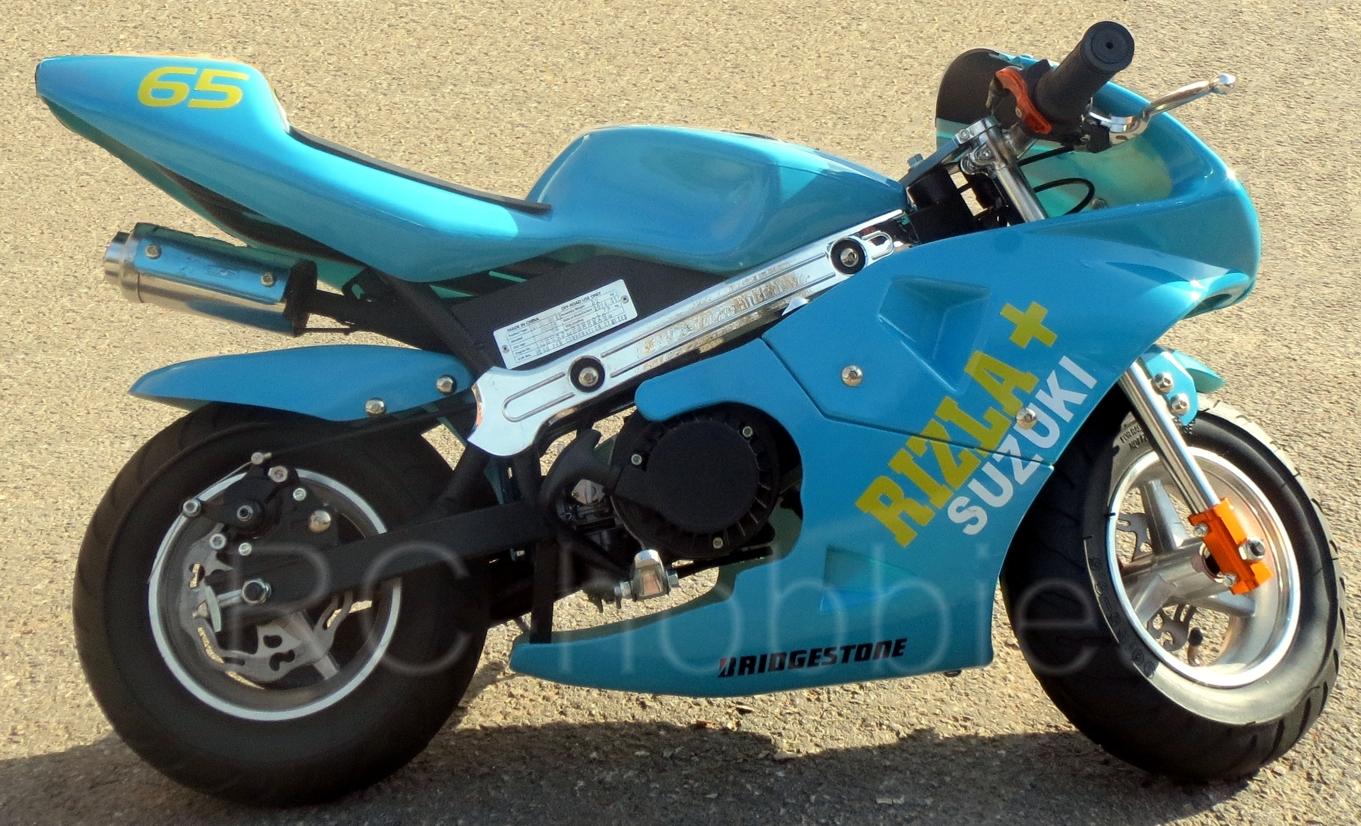 Mini Moto 50cc Mini Racing Motorbike