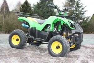 Quad_Bike_125cc_Electric_Start_Reverse_Green_Right