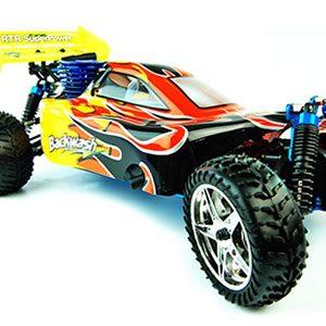 RC Nitro Cars