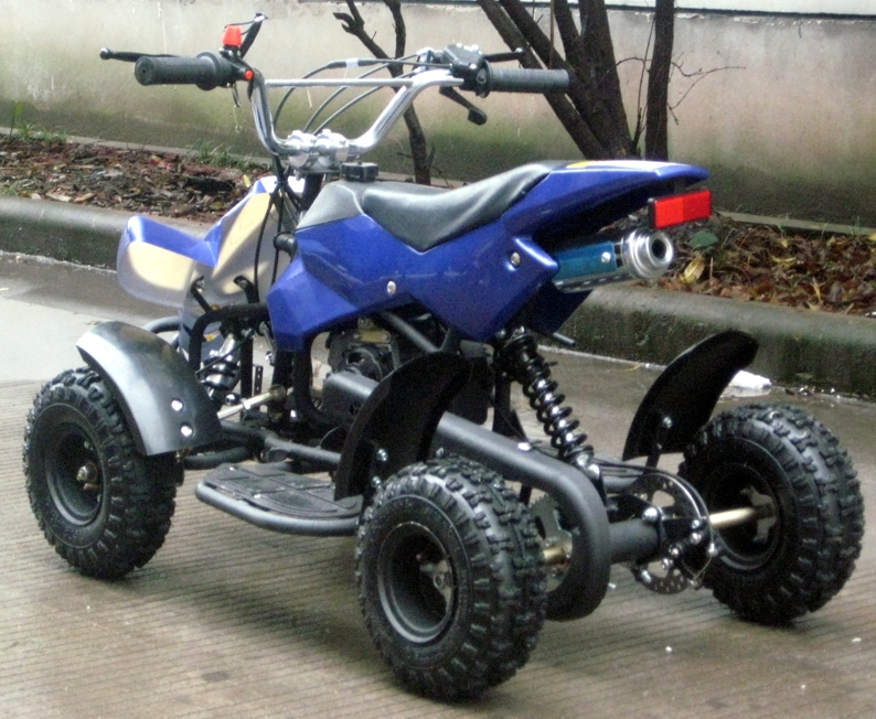 Mini Moto 50cc Quad Bike ATV-1 PRO Upgraded Version - FREE ...