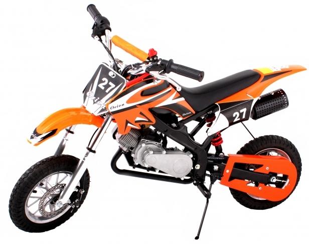Mini Moto 50cc Mini Dirt Devil Dirt Bike Pocket Rocket Scrambler - Discontinued - RC-Hobbies