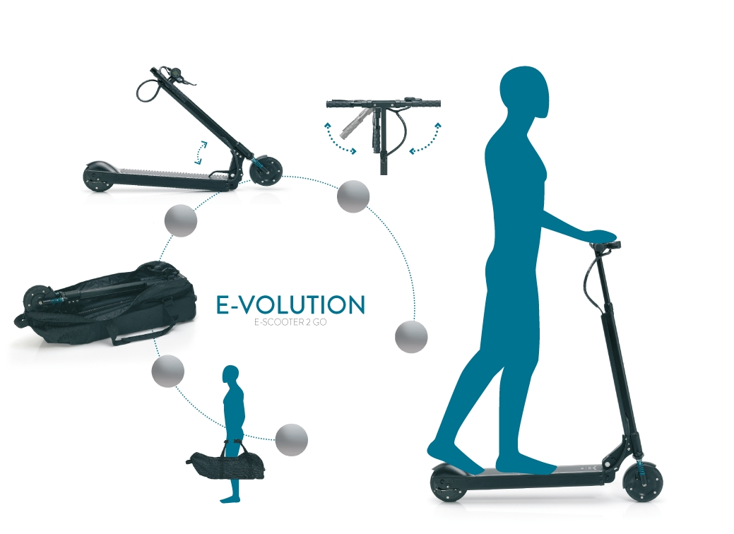 egret_one_urban_electric_scooter_E-Volution