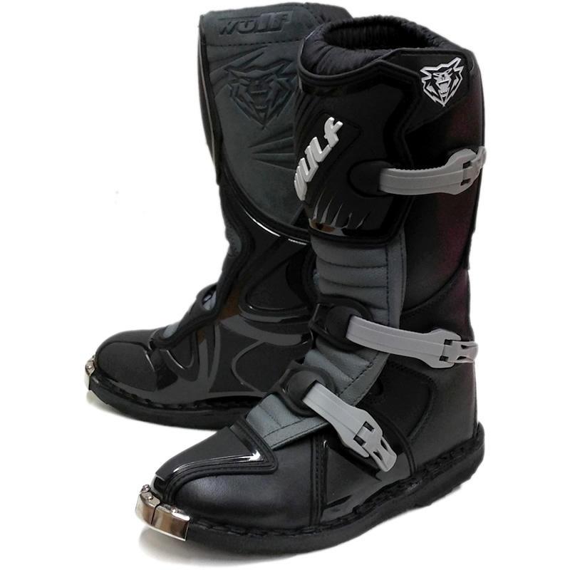 Wulfsport Cub LA Junior Motocross Boots