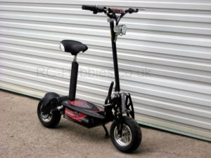 Electric_Scooter_1000W_Front_Right_lights_RCH