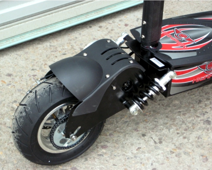 Electric_Scooter_1000W_Motor_Rear_Suspension