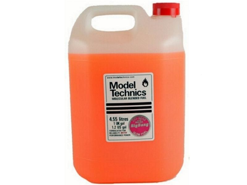 Model technics big bang nitro glow fuel 16 for Motor oil fire starter