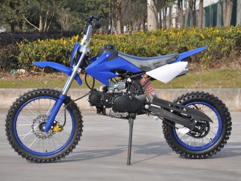 Pit Bike 125cc FX-125F Field Style Pit Bike Dirt Bike New 2017 version