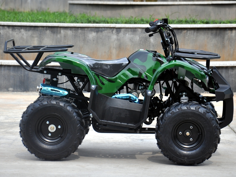 Quad Bike 125cc 4 Stroke Electric Start with Reverse Condor Camo Version