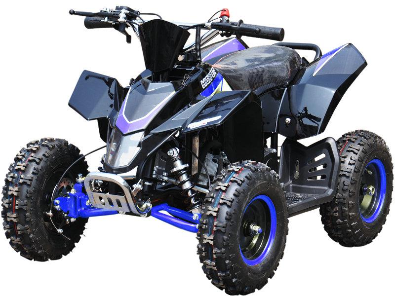 Hawkmoto Electric Start 50cc Mini Quad Bike SX-49 Racing Style
