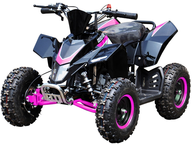 Hawkmoto Electric Start 50cc Mini Quad Bike SX-49 Racing Style