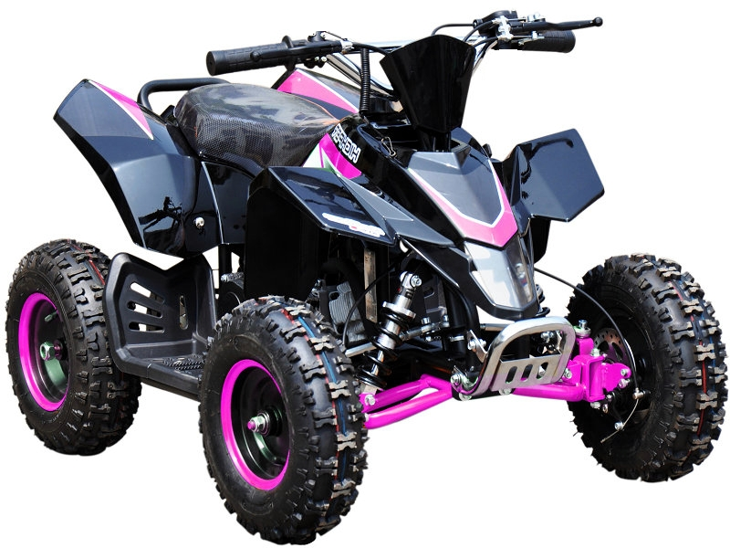 electric start 50cc mini quad bike sx 49 racing style. Black Bedroom Furniture Sets. Home Design Ideas