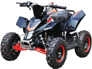 Quad_Mini_Moto_Hawkmoto_SX-49_Red_Front_Left