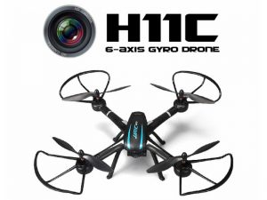 JJRC_Quadcopter_Drone_H11C_Front