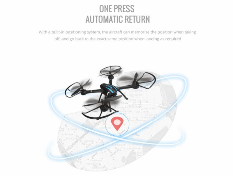 JJRC_Quadcopter_H11C_Auto_Return