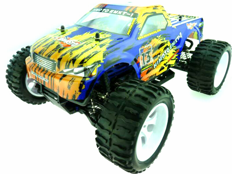 Himoto EMXT-1 Brushed Electric 4WD RC Truck Latest Version