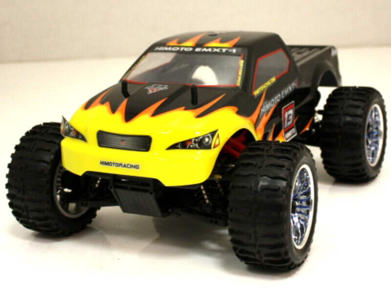 Himoto EMXT-1 PRO Brushless Electric 4WD RC Truck