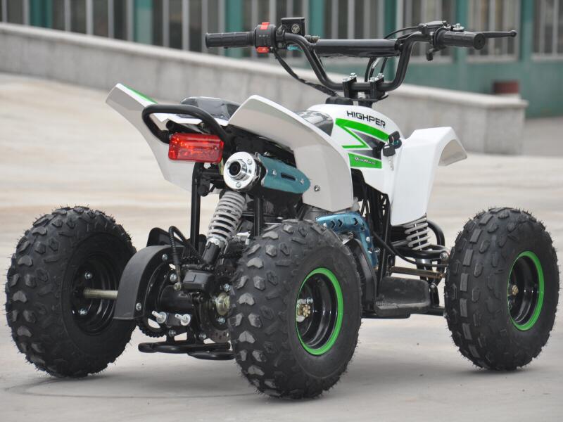 Mini 110cc Quad Bike Thunderstarter 4 Stroke With Electric