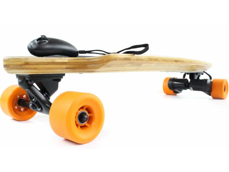 Slick Revolution Dual Max-Eboard Electric Longboard