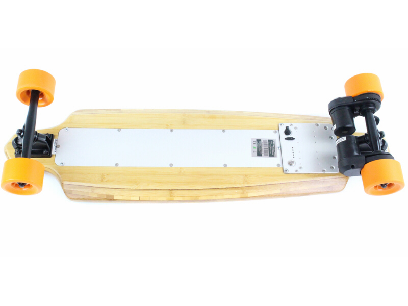 Slick Revolution Dual Max-Eboard Electric Longboard