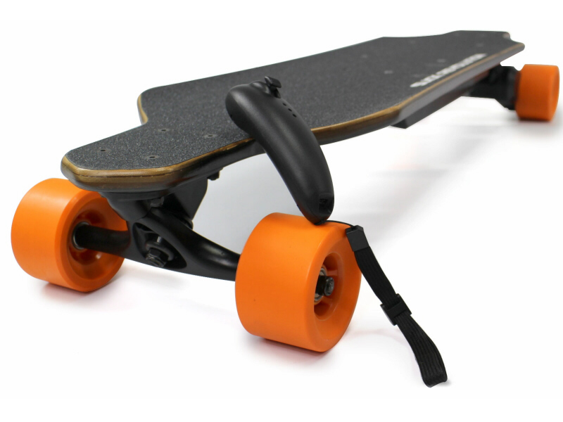 Slick Revolution Max-Eboard Electric Longboard