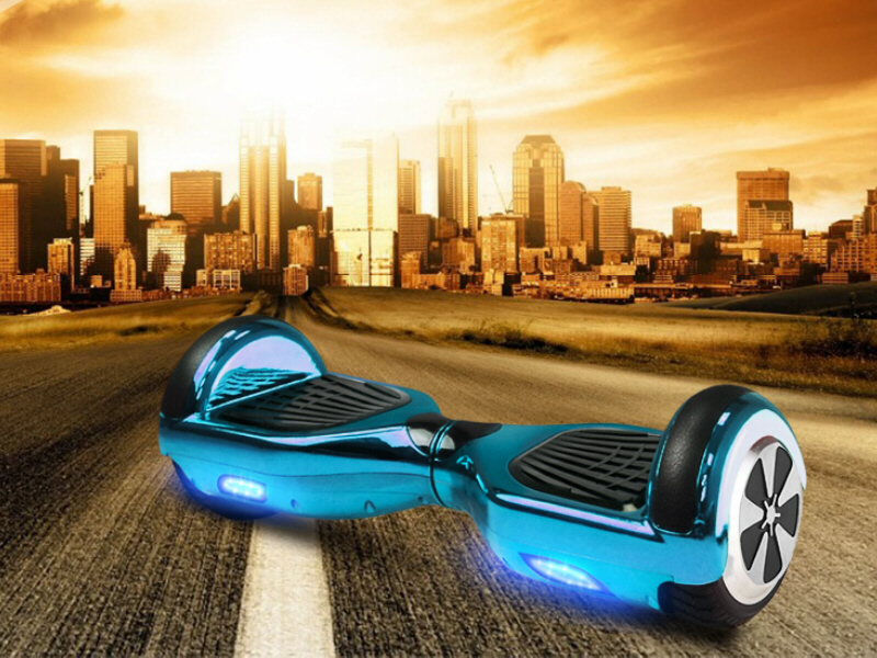 Hoverboard - Self Balancing Electric Scooter with Bluetooth