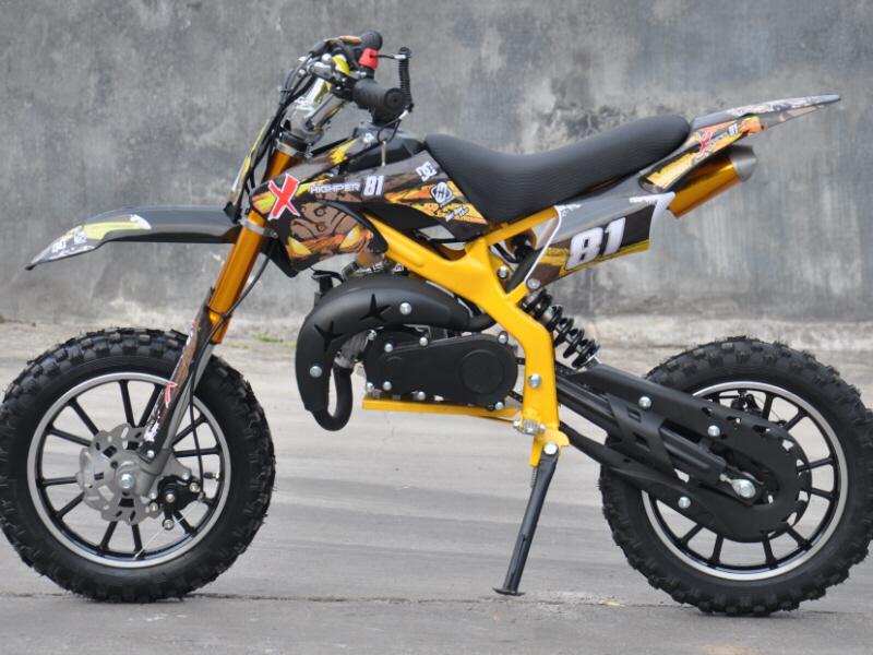 Highper KXD18 50cc Mini Dirt Bike PRO Upgraded Version
