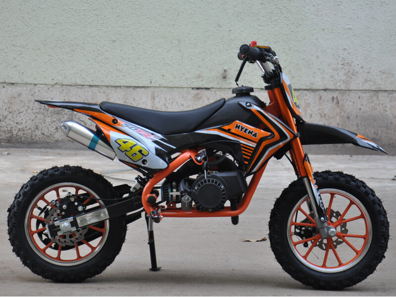 High Performance XTD49 50cc Mini Dirt Bike With Sports Tuned Race Engine -  Spring Sale
