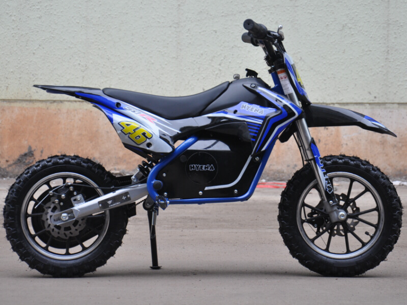Electric Mini Dirt Bike XTDE PRO Version with 500W - 36V Li-ion Battery -  FREE Delivery - Spring Sale
