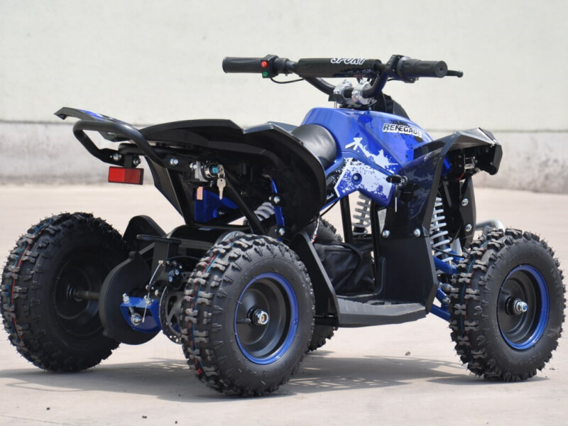 Renegade Race-X 1000W 36V Electric Quad bike