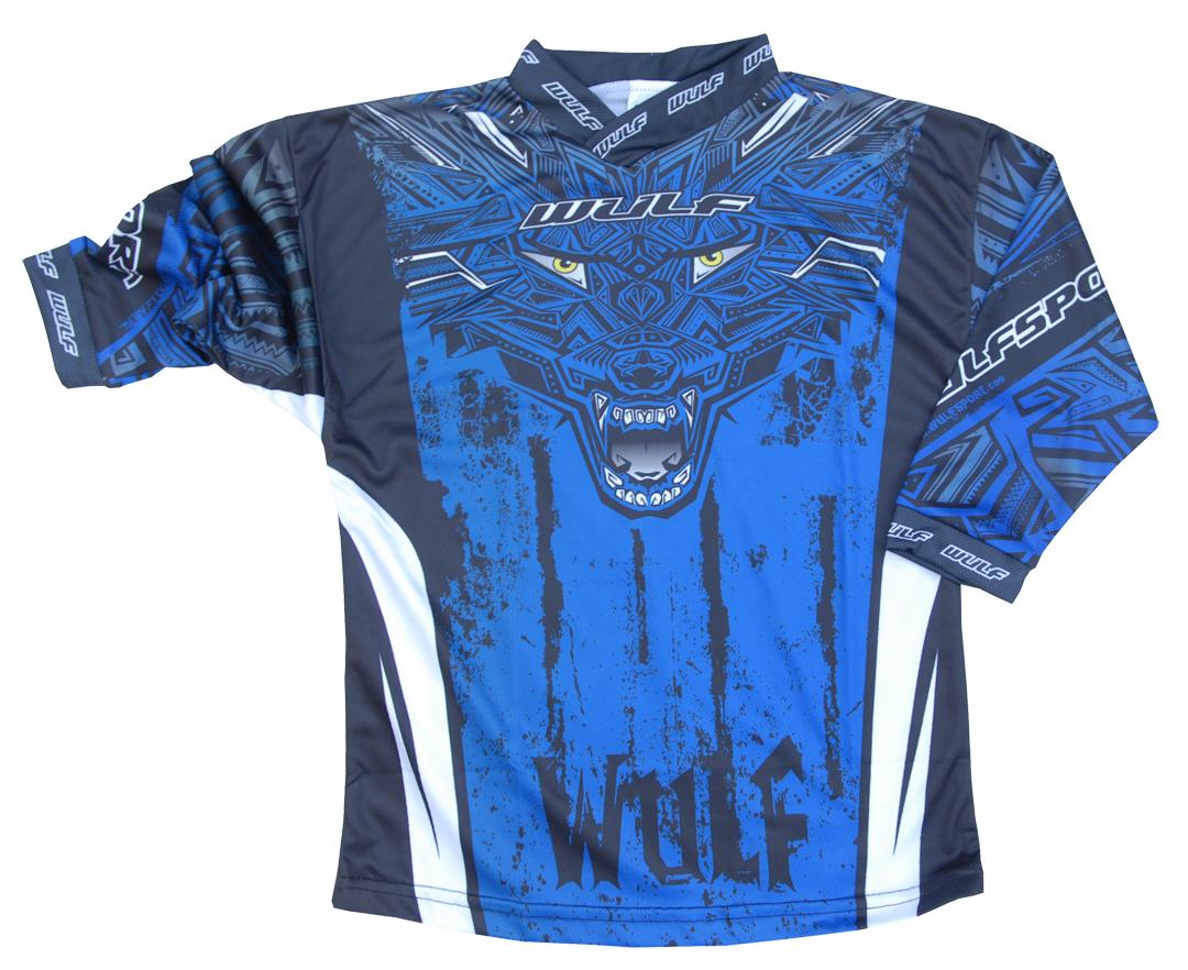 Wulfsport Cub Kids Aztec Motocross Race Suit Shirt Pants Pit Bike Quad Green
