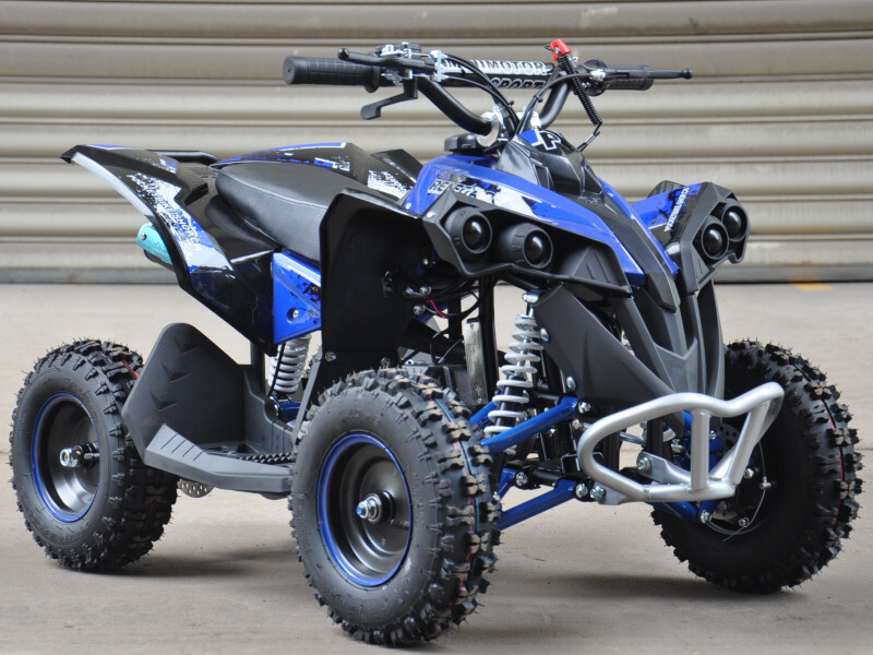 Renegade Race-x 1000w 36v Electric Quad Bike - Free Delivery