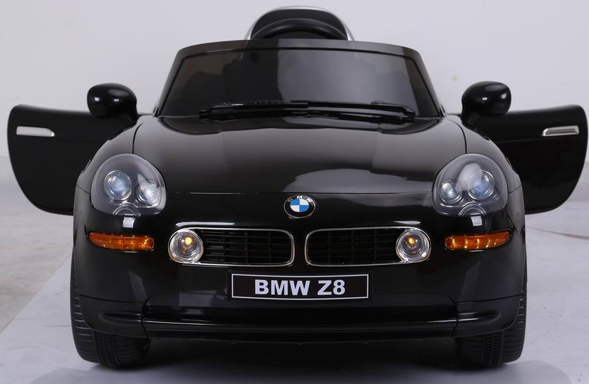 Ride On Fully Licenced BMW Z8 12v with Parental Remote Control