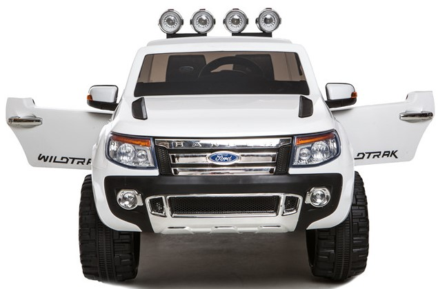 Ride On Fully Licenced Ford Ranger 12v with Parental Remote Control
