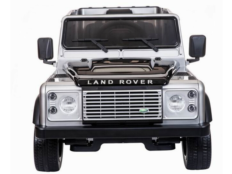 Ride On Fully Licenced Land Rover Defender 12v with Parental Remote Control