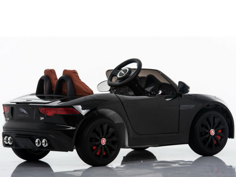 Ride On Fully Licenced Jaguar F-Type Convertable with Parental Remote Control - Free Delivery